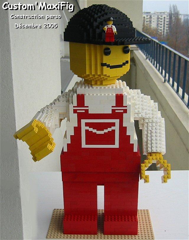how to make a custom leia lego hoth